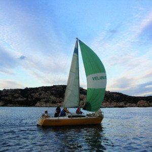 Corso di vela - Marina di Fezzano (SP)