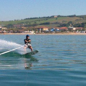 Corso di wakeboard - Senigallia