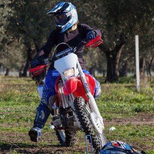 Corso intermedio di guida Enduro - Circuito di S. Giusto, Foggia