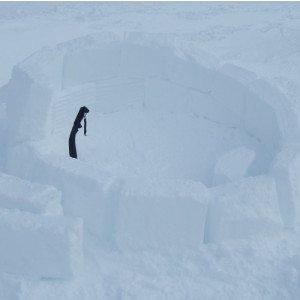 Costruire un igloo | Parco Nazionale del Gran Sasso