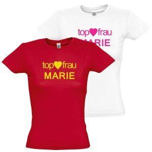 """T-Shirt """"La Donna Migliore"""""""