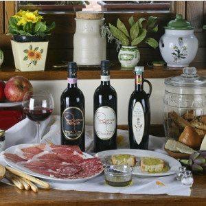 Degustazione nel cuore della Toscana - Montalcino