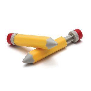 Deko-Stift für Lebensmittel