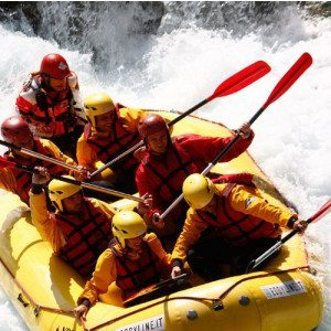 Discesa rafting - Alta Valsesia
