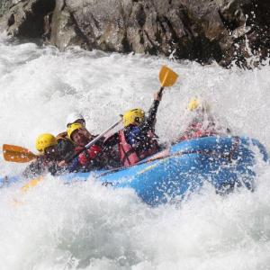 Discesa rafting per esperti Vipiteno/Fortezza - Alto Adige