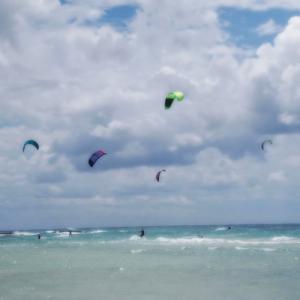 Downwind Tour in Kitesurf nel mare del Salento - Puglia