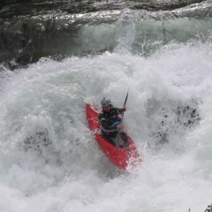 Escursione accompagnata in Kayak in Val di Tures, Alto Adige