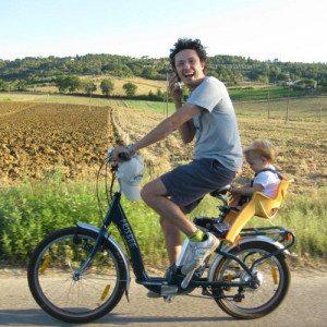 Escursione con bici elettrica - Perugia