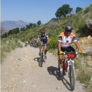 Escursione in Mountain Bike - Madonie, Sicilia