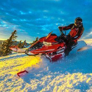 Escursione speciale di 2 ore in motoslitta - Madesimo, Sondrio