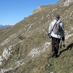 Escursione trekking in Molise