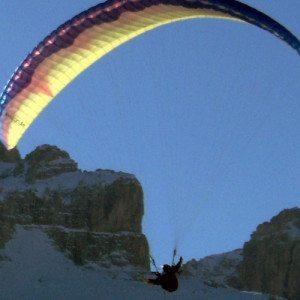 Esperienza di volo di mezza giornata in parapendio - Voghera