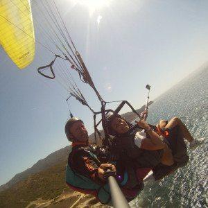 Esperienza di volo in parapendio biposto - Sassari