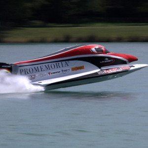 Esperienza F1 Powerboat - Lago di Como e Lugano