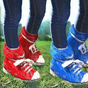 Festival-Schuhe - Schuhüberzieher