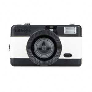 Fisheye Compact Camera Black