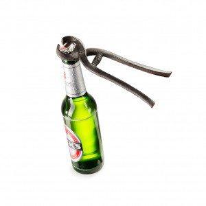 Flaschenöffner im Handwerker-Style