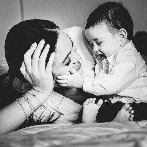Fotografare un sorriso, servizio fotografico per bambini - Sassari