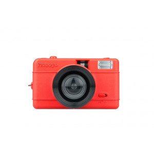 Fotos increíbles con la Cámara Lomo - Fisheye One - roja