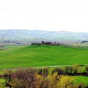 Fuga rilassante per due - Castel del Piano, Toscana