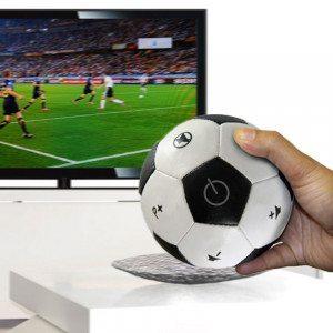 Fußball-Fernbedienung
