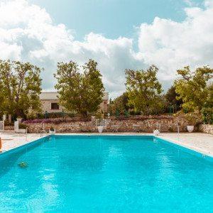 Giornata a bordo piscina per la famiglia - Ostuni, Puglia