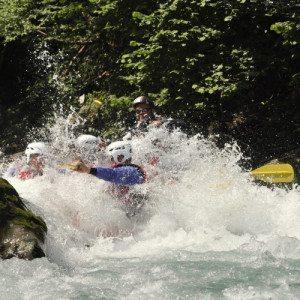 Giornata di relax e avventura col rafting - Cuneo, Piemonte