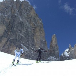 Giornata di sci alpinismo per due persone | Madonna di Campiglio