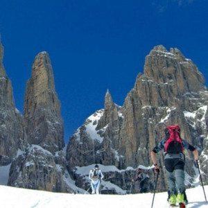 Gita di sci alpinismo per principianti - Madonna di Campiglio