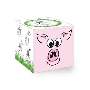 """GrassCube """"Schwein"""""""