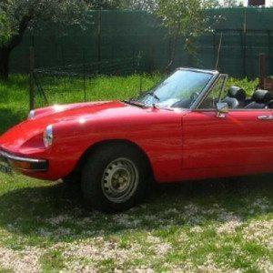 Guida un'Alfa Romeo d'epoca per un giorno - Lago di Como