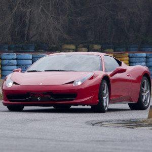 Guida una Ferrari ed una Lamborghini - Udine