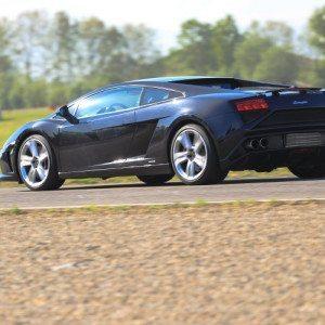 Guida una Lamborghini Gallardo al Circuito di Viterbo