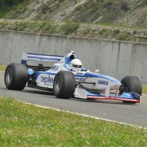 Guida una vera Formula 1 sul circuito di Franciacorta