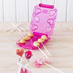 Herzen & Cupcakes - CakePop-Maker