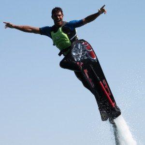 Hoverboard, volare sull'acqua - Costa Smeralda