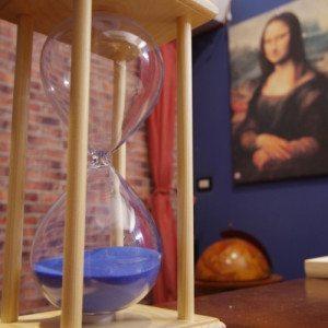 Il segreto di Leonardo Da Vinci, Escape Room  - Roma