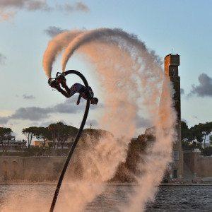 Impara a volare sull'acqua col Flyboard -  Poetto / Chia, Cagliari