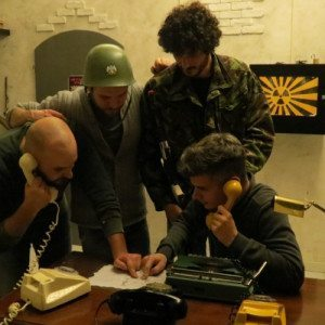 Into the Bunker, eroe per un giorno! Escape room - Firenze