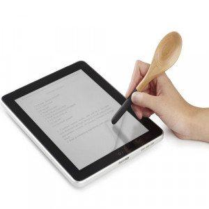 iSpoon - Der Kochlöffel fürs Tablet