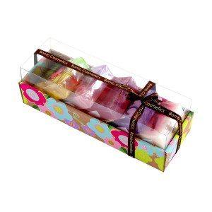 Kleines Bade-Geschenkset - Seifenträume
