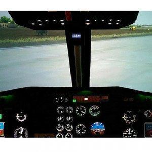 L'ebbrezza del volo in aeroplano, simulazione di volo - Trento