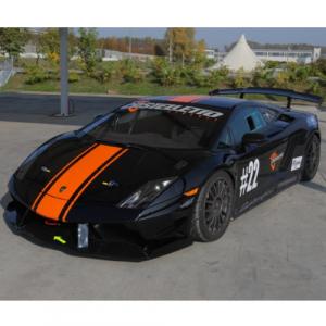 Lamborghini Gallardo Super Trofeo: guidala in pista a Caserta