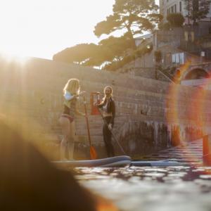 Le Cinque Terre in SUP (min. 3 Persone) - Riomaggiore, Liguria