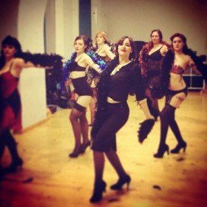 Lezione di Burlesque di gruppo per addio al nubilato - Roma