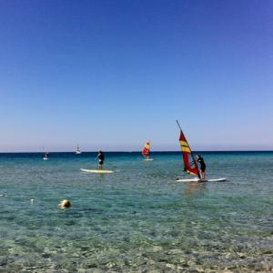 Lezione di Windsurf con istruttore certificato - Torre Mozza, Salento
