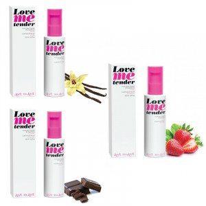 Love me - warmes Massageöl