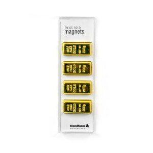 """Magnetset """"Goldbarren"""""""