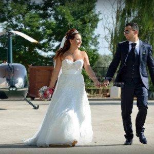 Matrimonio in volo, volo in elicottero per nozze - Ginosa, Taranto