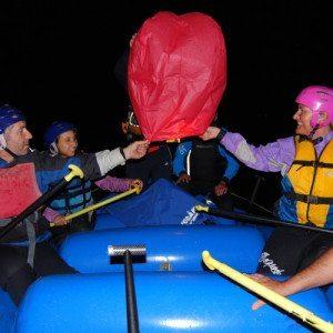 Moonlight Rafting: Discesa Rafting al Chiaro di Luna - Sondrio - 1